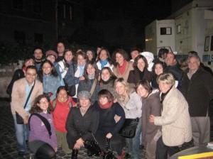 Slacciati in trasferta per Simone al Parioli - Roma 2007